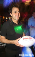George Maloof - owner of the Palms Casino Resort at the Bodog Party