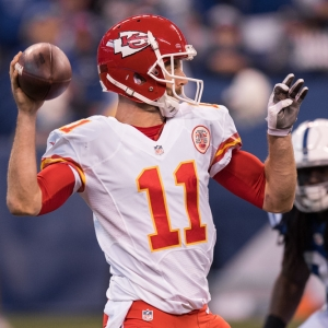 Alex Smith Kansas City Chiefs