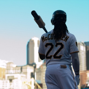 Andrew McCutchen Pittsburgh Pirates