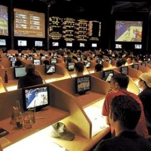 picture of a sportsbook