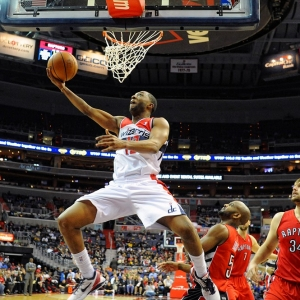 Washington Wizards point guard A.J. Price
