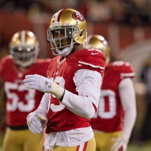 Linebacker Aldon Smith of the San Francisco 49ers