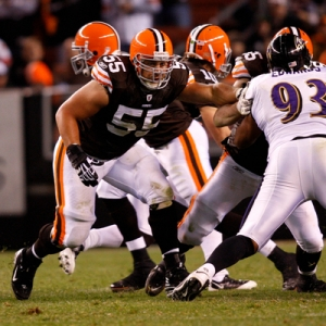 Cleveland Browns Alex Mack