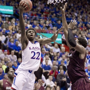 Guard Andrew Wiggins of Kansas