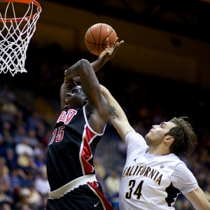UNLV forward Anthony Bennett