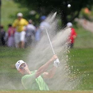 PGA golfer Ben Crane