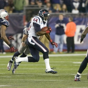 Texans Running Back Ben Tate