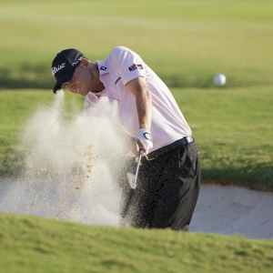 PGA golfer Bill Haas