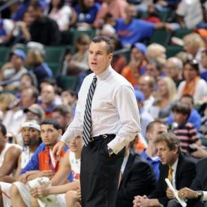 Billy Donovan, Florida basketball head coach.