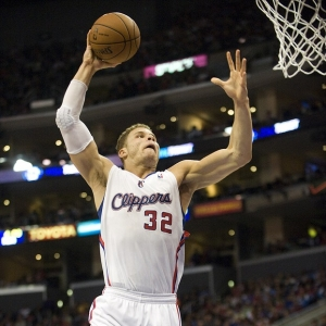 Blake Griffin of the LA Clippers
