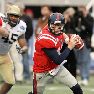 Bo Wallace, quarterback for Ole Miss