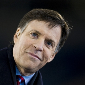 Announcer Bob Costas