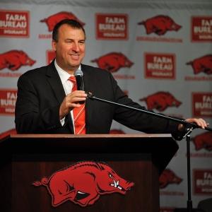 Arkansas Coach Bret Bielema