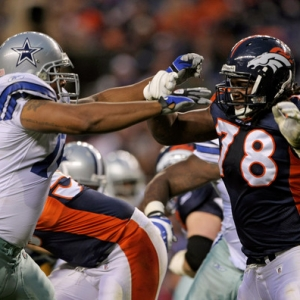 Broncos vs. Cowboys