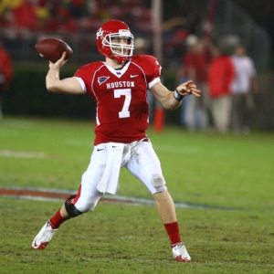 Houston quarterback Case Keenum