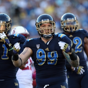 Cassius Marsh of the UCLA Bruins