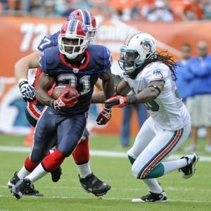 Buffalo Bills running back C.J. Spiller
