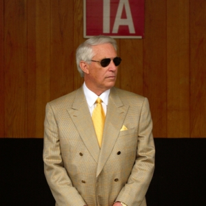 Trainer D. Wayne Lukas