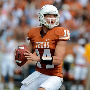 Texas Longhorns quarterback David Ash