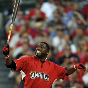 American League All-Star David Ortiz