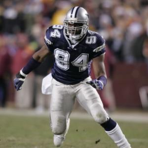 Dallas Cowboys linebacker DeMarcus Ware.