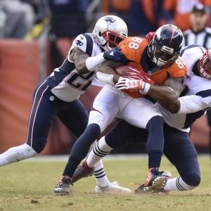 Broncos wide receiver Demaryius Thomas