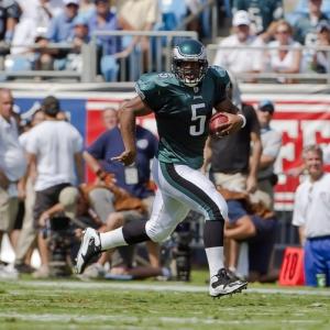 Philadelphia Eagles Quarterback Donovan McNabb.