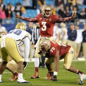 Florida State Seminoles quarterback EJ Manuel