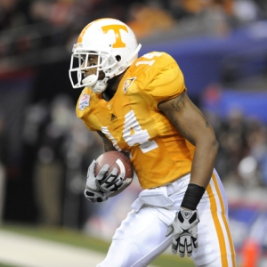 Former Tennessee cornerback Eric Berry