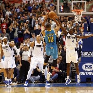 New Orleans Hornets' Eric Gordon
