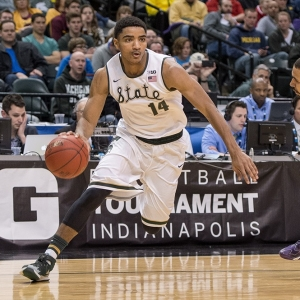 Michigan State Spartans guard Gary Harris