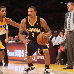George Hill of the Pacers