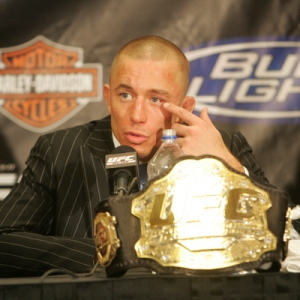 Georges St-Pierre of UFC