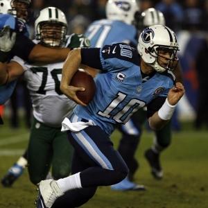 Jake Locker, Tennessee Titans quarterback