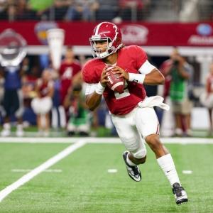 Jalen Hurts Alabama Crimson Tide