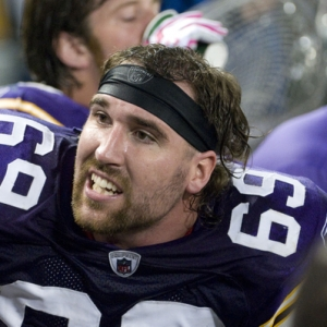 Minnesota Vikings Jared Allen.