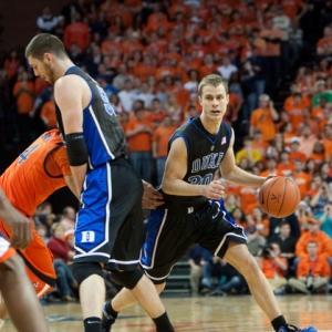 Duke University Blue Devils guard Jon Scheyer