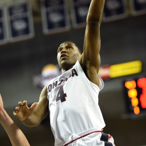 Jordan Mathews Gonzaga Bulldogs