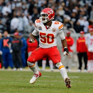 Kansas City Chiefs outside linebacker Justin Houston