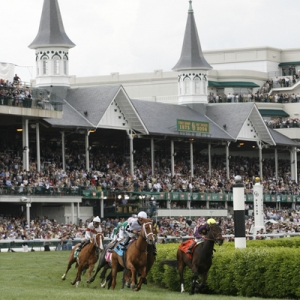20-Kentucky Derby contenders will Run for the Roses May 2, 2009.