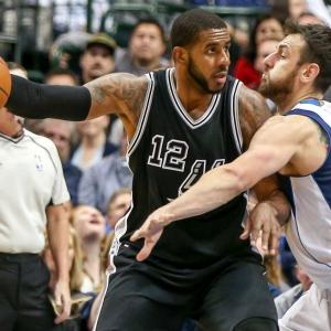 Lamarcus Aldridge San Antonio Spurs