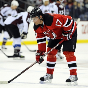 New Jersey Devils left wing Ilya Kovalchuk