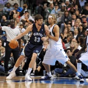 Memphis Grizzlies center Marc Gasol