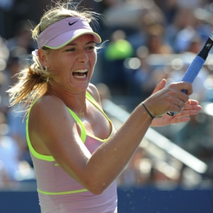 Maria Sharapova, Tennis Player.