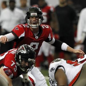 Matt Ryan of the Atlanta Falcons