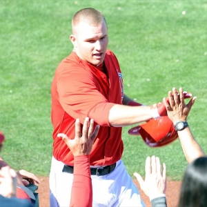 Los Angeles Angels' Mike Trout