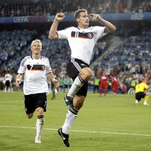 Miroslav Klose of Germany