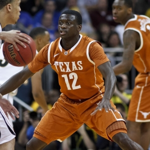 Texas Longhorns guard Myck Kabongo