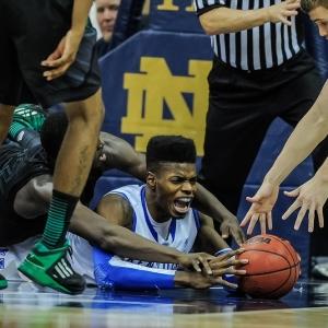Kentucky Wildcats forward Nerlens Noel