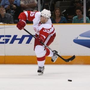 Detroit Red Wings defenseman Niklas Kronwall